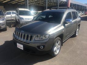 Jeep Compass 2.4 Limited At Gris 5 Puertas Nai