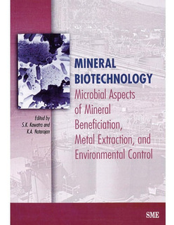 Mineral Biotechnology: Microbial Aspects Of Mineral Benefici