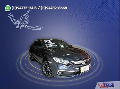 Imagem 1 de 13 de Honda Civic Sedan Exl 2.0 Flex 16v Aut.4p Flex