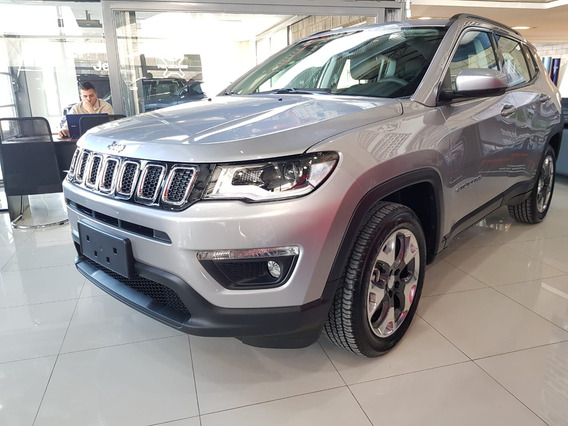 Jeep Compass 2.4 Longitude 4x2 At6 2020