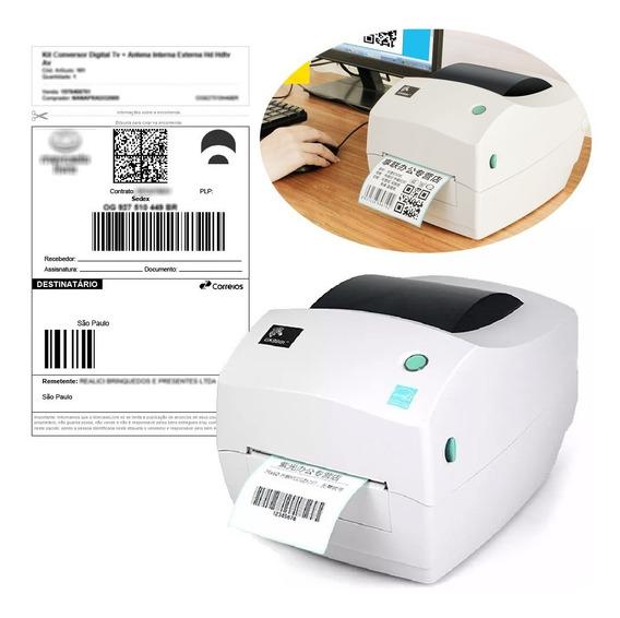 Zebra Gk 888t Impressora De Etiquetas Compatível Com B2w Ml