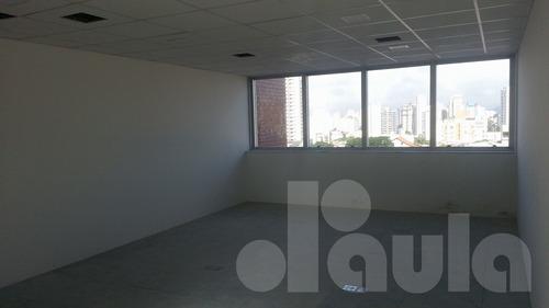 Excelente Sala Comercial A 5 Minuitos Da Prefeitura De Santo - 1033-10363