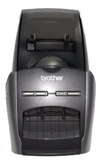 Impressora De Etiquetas Profissional Brother Ql-570