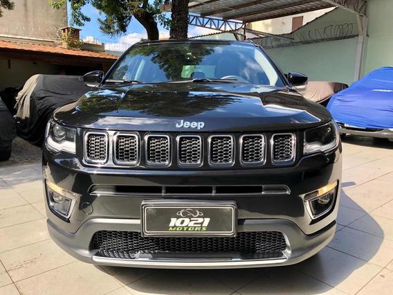Jeep Compass 2.0 Limited Flex Aut. 5p 2017/2018