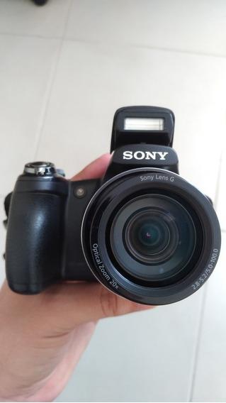 Câmera Sony Cyber-shot Dsc-hx1