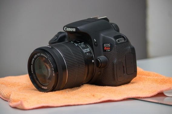 Canon T5i Seminova E Conservada