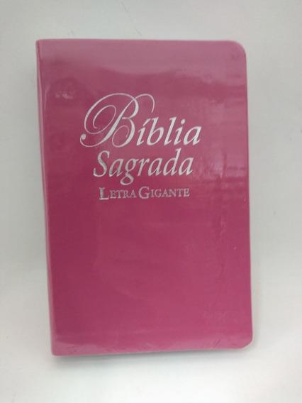Bíblia Sagrada Letra Gigante Versão Revista E Atualizada