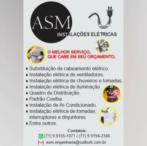 Eletricista - Salvador E Regiões Metropolitanas