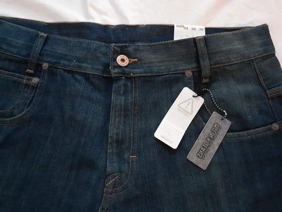 Jeans U F O Vintage Tiro Bajo