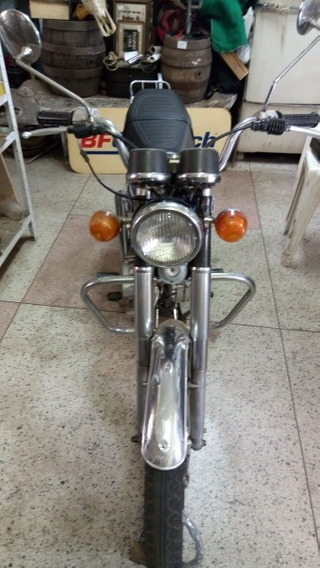 Moto Honda Cg 125 1978 - Raridade