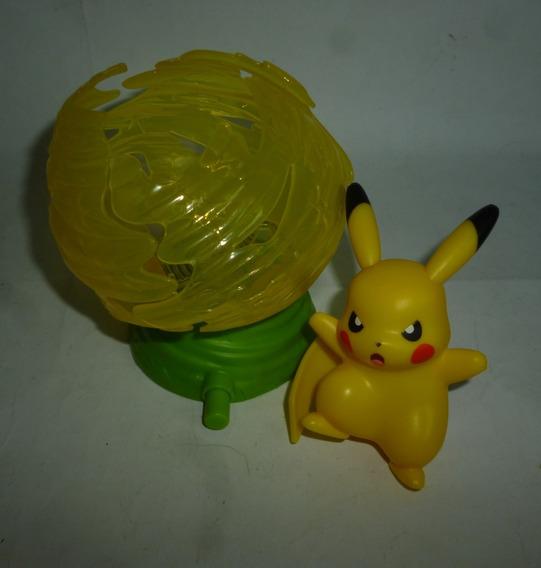Mc Donalds Pikachu Na Capsula