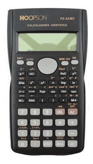 Calculadora Científica Hoopson