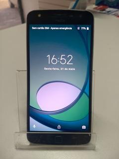 Motorola Moto Z Play 32gb,ótimo Estado 12x Sem Juros Usado