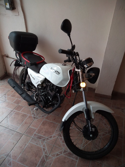 Motocicleta Italika Dt .125 Delivery 2019 Nueva
