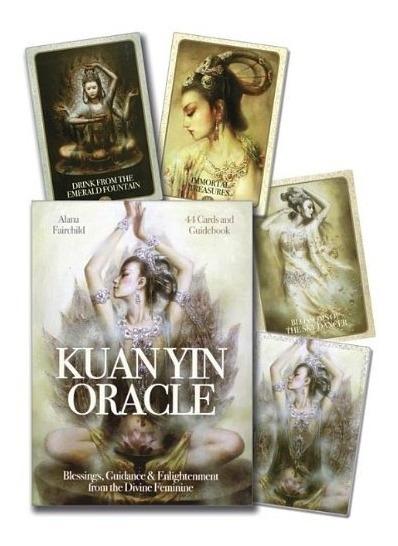 Cartas Oraculo Kuan Yin [importadas] Xsr (9030)