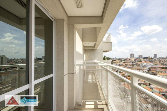 Sala À Venda, 34 M² Por R$ 340.000 - Jardim Anália Franco - São Paulo/sp - Sa0530