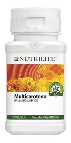 Multicaroteno Nutrilite Amway - Unidad a $576