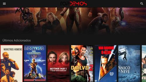Aplicativo Android E Box Tv Android Filmes E Series
