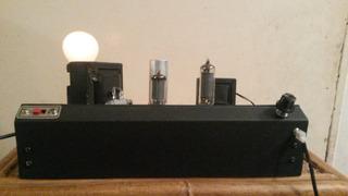 Amplificador A Valvulas. Muy Buen Sonido.