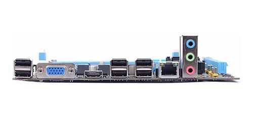 Placa Mãe Chipset Intel H61 Ddr3 Lga 1155 - 8gb - C/ Hdmi