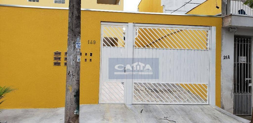 Imagem 1 de 14 de Sobrado Com 2 Dormitórios À Venda, 80 M² Por R$ 300.000,00 - Cidade Líder - São Paulo/sp - So14380