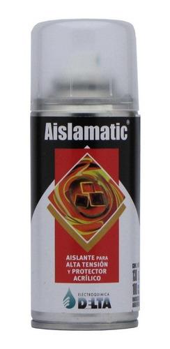 Aislamatic Aislante De Alta Tensión Protector Acrilico 180cc