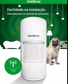 Ivp 4101 Pet Smart Sensor Infravermelho Passivo Sem Fio