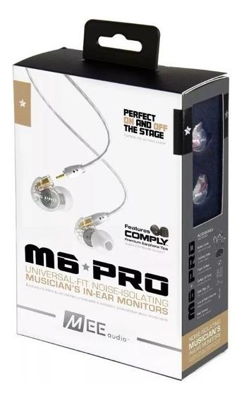 Fone In-ear Mee Audio M6 Pro (promoção)