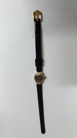 Relógio Feminino Alemão Junghans 15 Rubis Corda Reparos