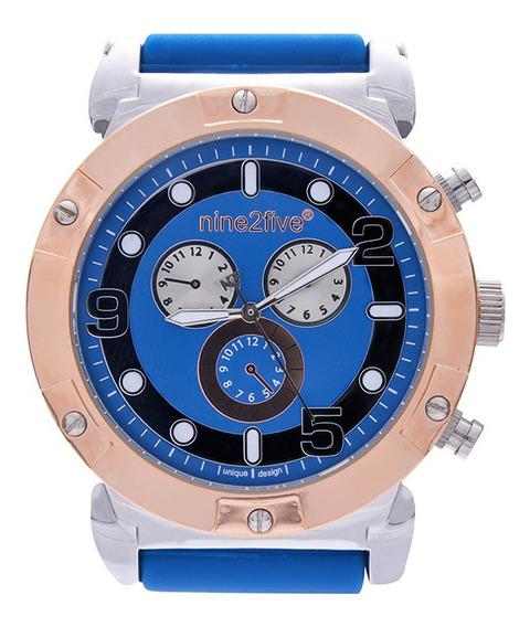 Reloj Original Dama Marca Nine2five Modelo Arom09azaz