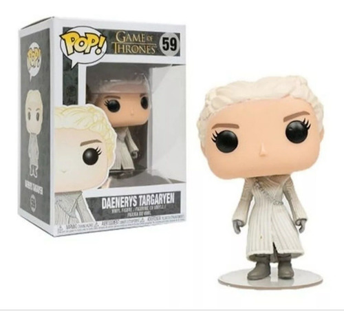 Funko Pop Daenerys Targaryen 59 Game Of Thrones Educando