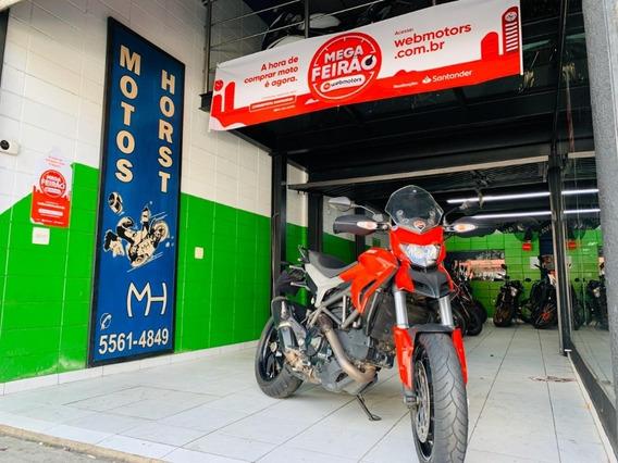 Ducati Hyperstrada 821 - 2014