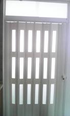 Puertas Plegables Tipo Acordeón 12mm