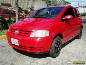 Volkswagen Fox Plus 2p - Sincronico