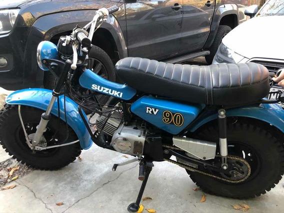 Suzuki Rv90 Rv90 Colección
