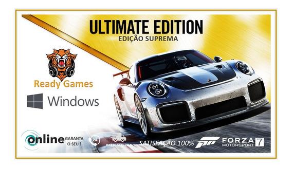 Forza Motorsport 7 Ultimate Suprema - Pc