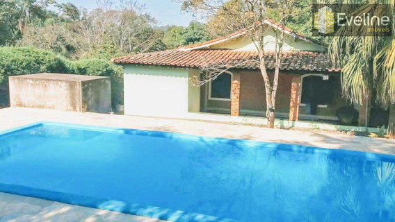 Venda Chácara Porto Feliz - São Paulo - 2 Casas - 1000m² - V580