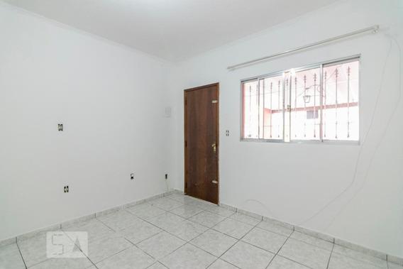 Casa Para Aluguel - Vila Alto De Santo André, 1 Quarto, 80 - 893000572