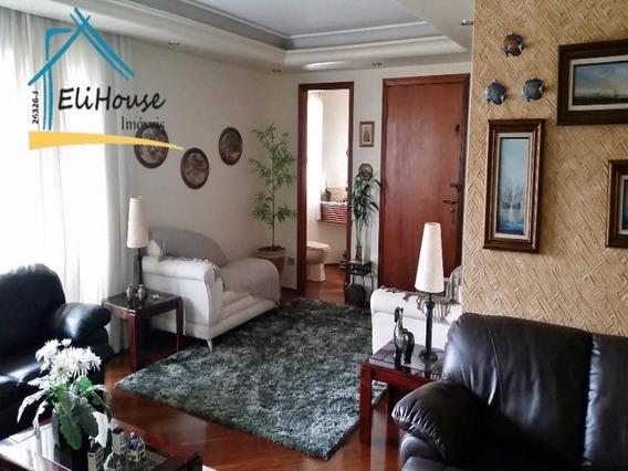 Eli House Imóveis - Creci 26326-j - Vendo Apartamento - Centro De Santo André - São Paulo - Ap0509 - 32700438