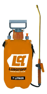 Pulverizador Fumigador De 7 Litros Lanza Laton Lusqtoff