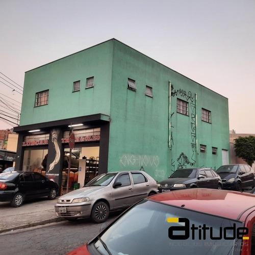 Imagem 1 de 14 de Salão Comercial Em Barueri, Engenho Novo. - 4473