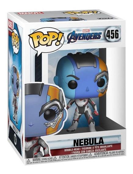 Funko Pop 456 Nebula - Avengers Marvel