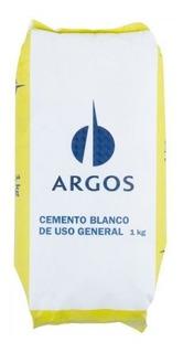 Cemento Blanco Argos   Uso General 1kg