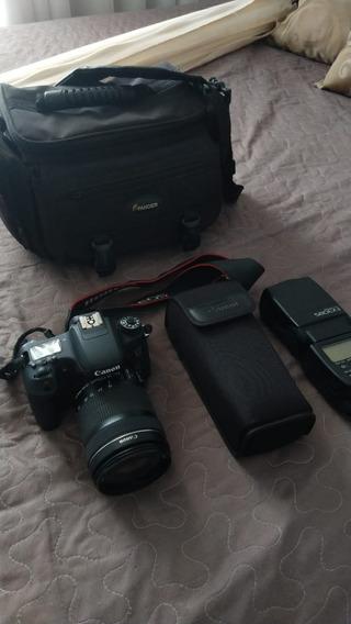 Canon T6s + Flash 580ex Ii