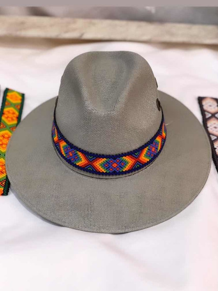 Toquillas De Chaquira Para Sombreros