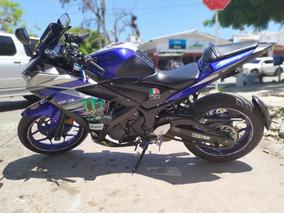 Yamaha R3 2016 Azul Unico Dueño Oportunidad