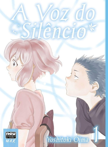 A Voz Do Silencio 1 Edição Definitiva Mangá Newpop Capa Dura