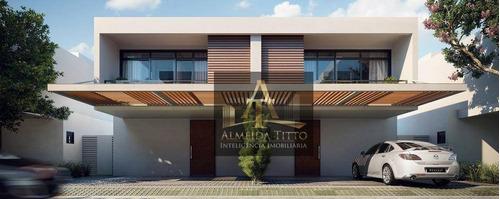 Alphahouse I, Santana De Parnaíba. Projeto Moderno E Elegante! - Ca2399