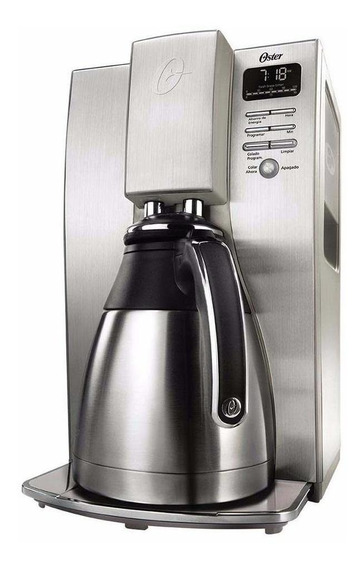 Cafetera Oster Gourmet Collection BVSTDC4411 Plata 110V