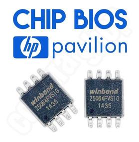 Bios Notebook Hp Dv5-1125br Amd Chip Gravado Original